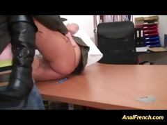 juvenile nasty bitch acquires punished with anal