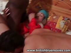 lianne young - british hardcore interracial anal