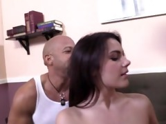 glamour daughter striptease