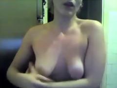 54 year old janni on web camera