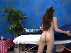 nice-looking 06 year old massage