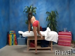 stripped massage movie scenes