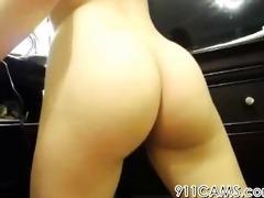 butt dancing