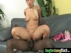 see my daughter going on a monster dark dick 37