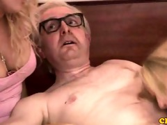 cfnm femdom blondes fuck and queen guy