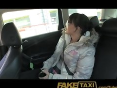 faketaxi cheated juvenile beauty in boyfriend