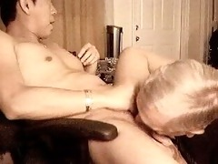 older man like to engulf jock and eat cum