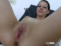 tarya king squirts after medical exam
