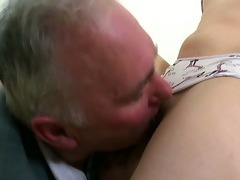 hardcore lesson with sexy honey