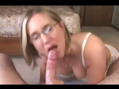 look into the camera #10911 a unrepining wife on