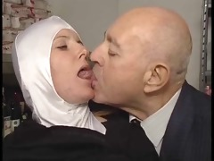 sister dumcunt drilled at the paki shop by messy