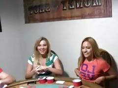 youthful girls sex on poker night