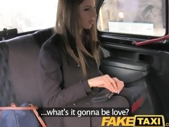 faketaxi virginal student does backseat anal