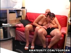 youthful girlfriend sucks and bonks an old chap