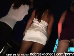 south florida upskirt dancing