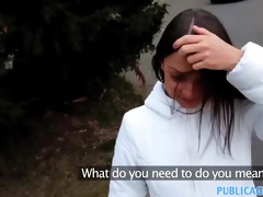 publicagent 67 year old russian cutie is drilled