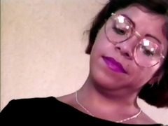 nerdy latin babe with glasses can assfucking