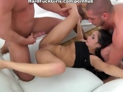 hard fuck in the butt and face hole of a juvenile