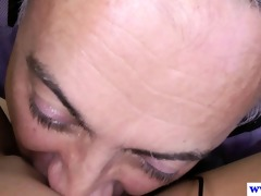 old brit chap acquires cocksucked