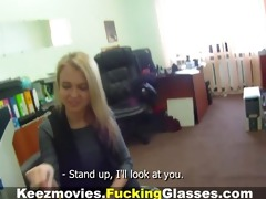 fucking glasses - fucking job interview