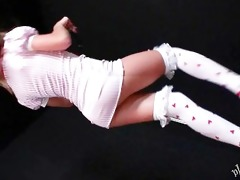 kasia (rabbit) petite cutie nurse-strip