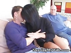 cougar wife slays younger chap