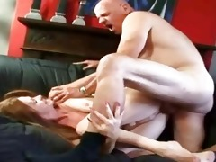 old playgirl needs cock inside her to keep her
