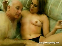 old dude dave copulates a 103 year old whore