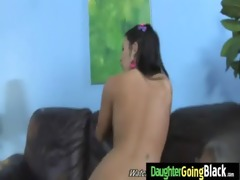 watch my daughter going on biggest darksome wang 6