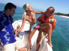 boroka balls speed boat sex
