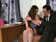doggy style fucking with teacher