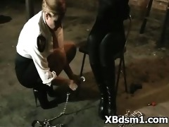 gorgeous youthful beauty servitude sex