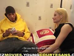 youthful courtesans - interracial courtesan