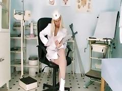 sexy youthful doctor likes pumping ravishing