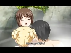 sexy hentai girl likes getting daddy screwed