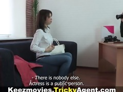 tricky agent - pursuing a dream, a angel acquires