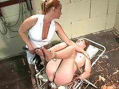 spruce mistress punishing youthful slavegirl