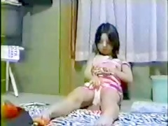 japanese youthful cute gal masturbation hidden