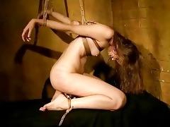 juvenile sex slave acquires punished and drilled