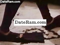 old porn movie scene