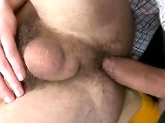 cute juvenile gay acquires vile anal drilling