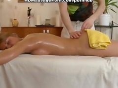 hard fucking with a massage