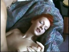 juvenile redhead anal with double penetration