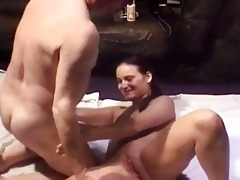 youthful czech angel and old lad fuck