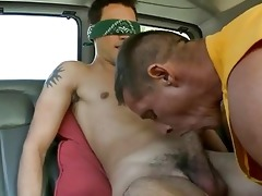 youthful homo guys having anal sex