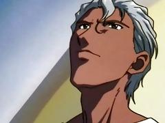 pulsating unbending jock pounds youthful anime