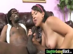 watchung my daughter getting drilled by dark wang