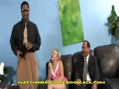 racist daddy donâ??t like black boy