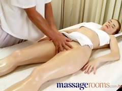 massage rooms incredible young woman serviced