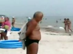 do not swallow on the beach